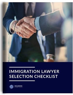 Immigration Lawyer Selection Checklist