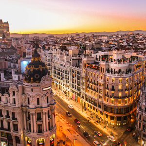 Spain Madrid Thumbnail